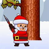 Christmas Timberman Play