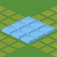 Isometric Puzzle Play