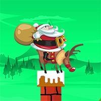 Santa Hop Play
