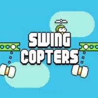 Swing Copters Play