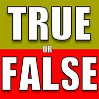 True or False Quiz Play